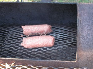 Smoked sausage adds great flavor